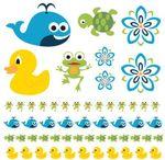 Ducks Chipboard