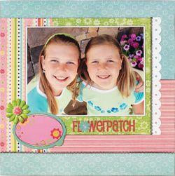LB 12x12 FlowerPatch