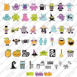 2000192 Mini Monsters art
