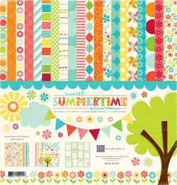 SS 1016Sweet Summertime Collection Kit