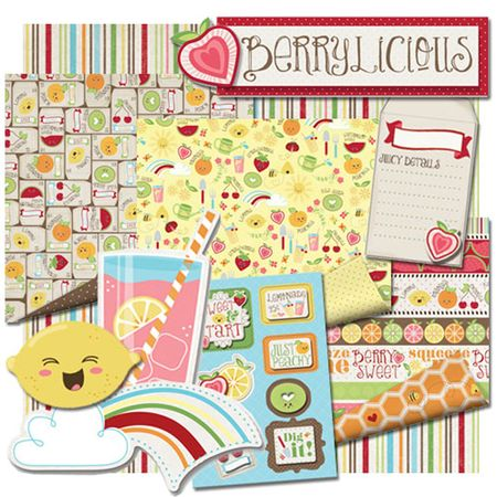 Berrylicious Collection Image