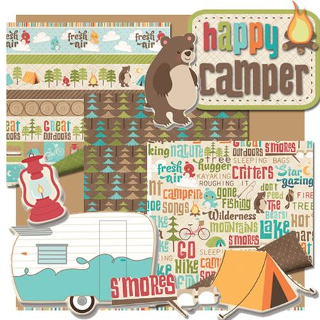 Happy Camper Collection Image