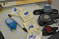 Assemble supplies