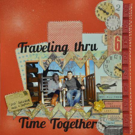 Traveling thru time