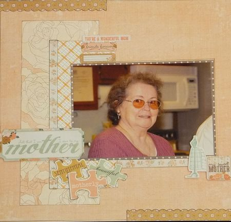 Vicki - Mother Layout
