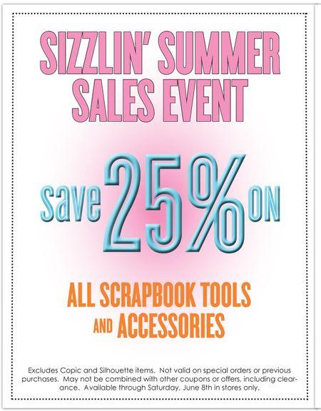 Summer Sales Event 2013-2