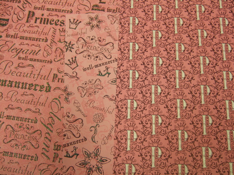 New_disney_princess_pink_papers